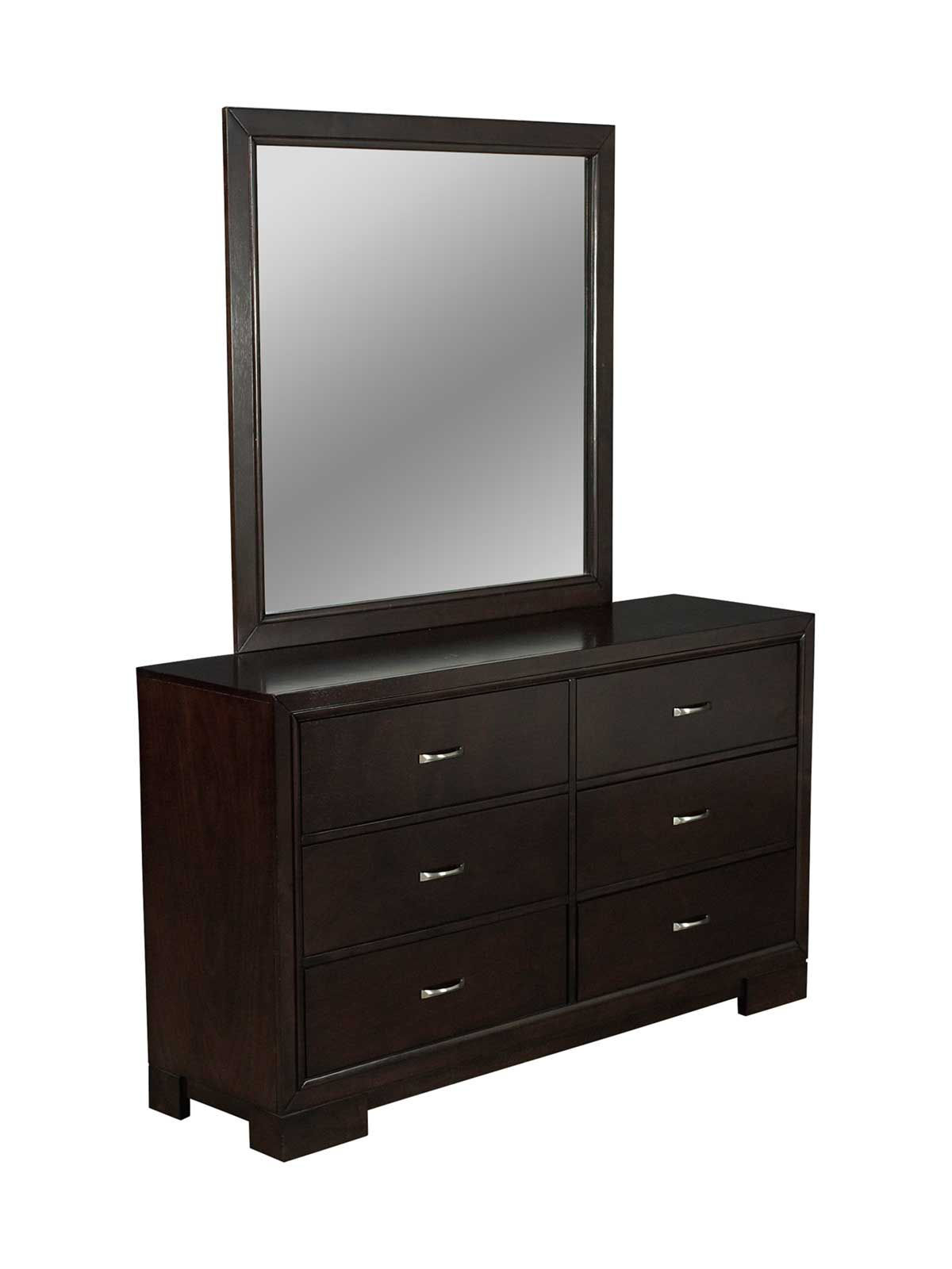 Liam Dresser Mirror Badcock Home Furniture More