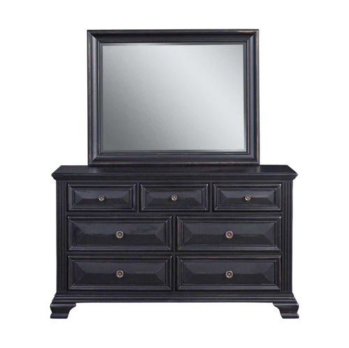 Picture of MANCHESTER DRESSER & MIRROR