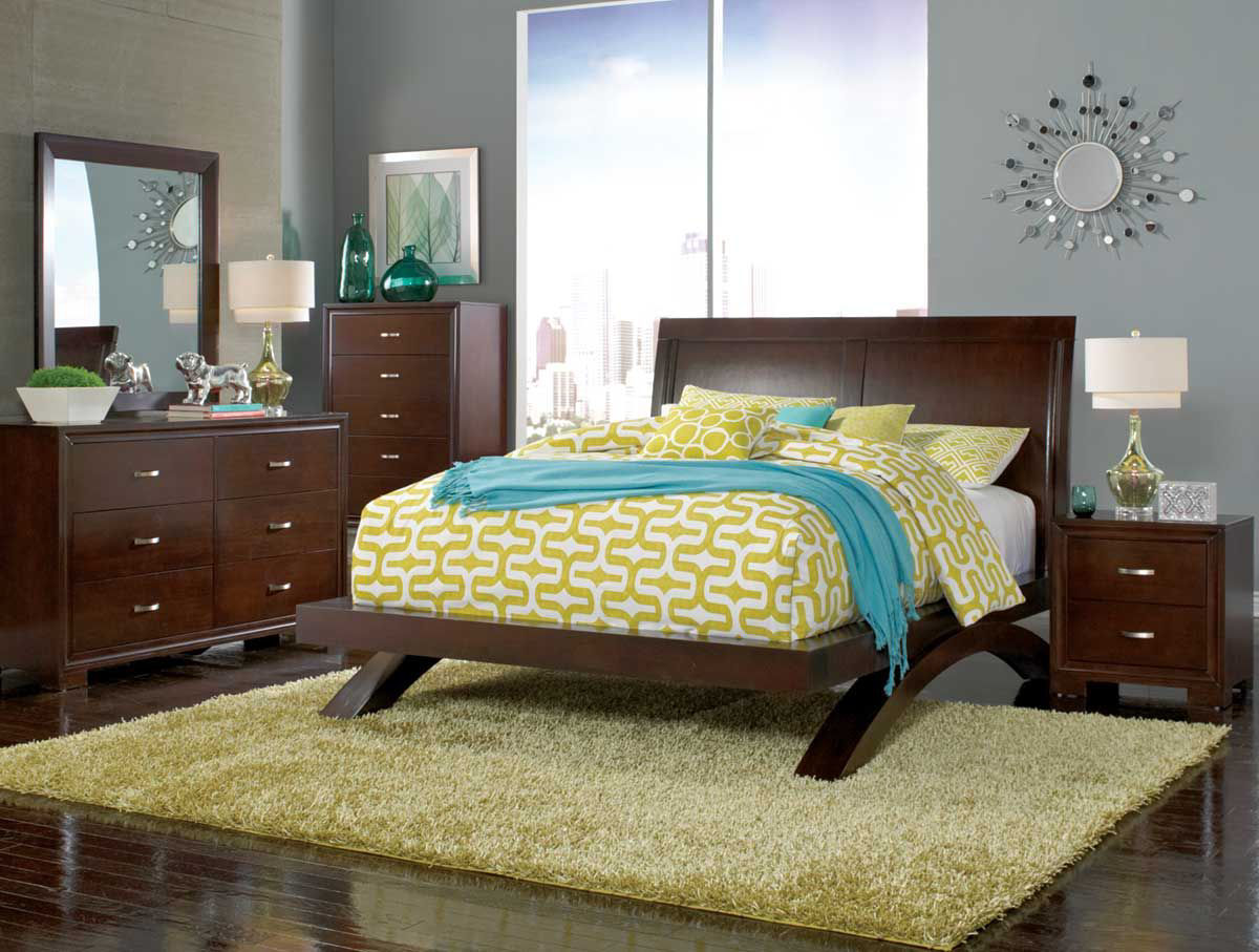 Raven 5 Pc Bedroom Group Badcock Home Furniture More
