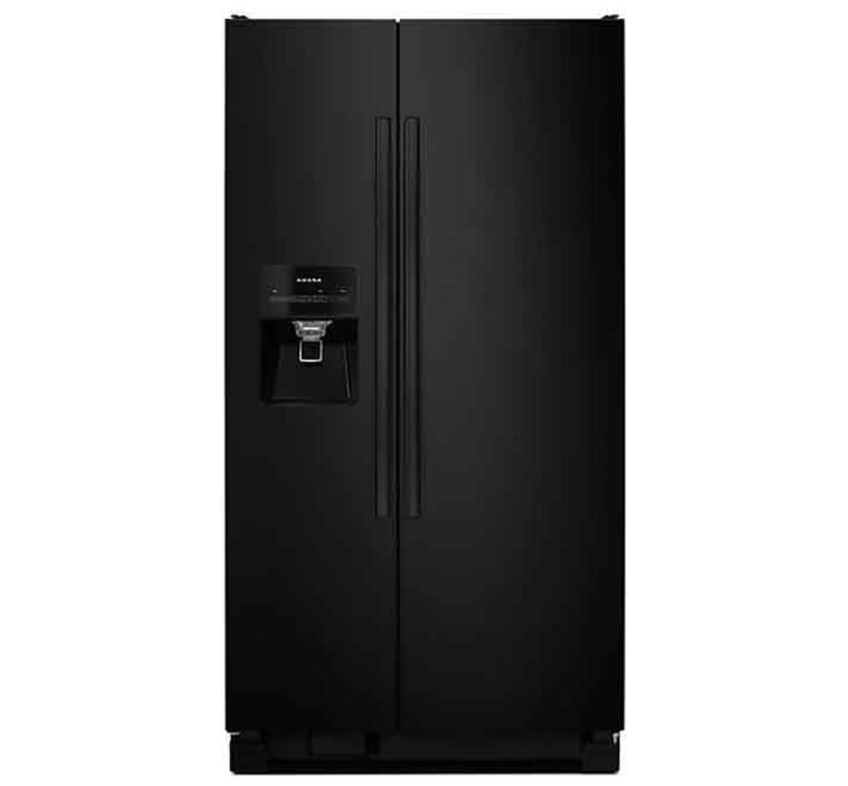 Picture of AMANA 3 PIECE BLACK APPLIANCE PACKAGE
