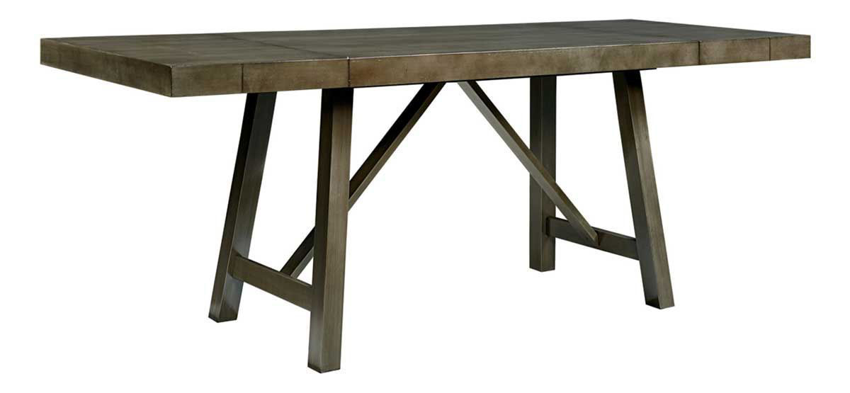 Picture of DALLAS GREY COUNTER TABLE