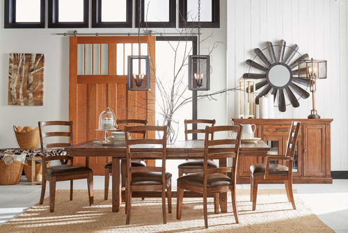 Picture of NEW FOUNDRY 5 PIECE DINING SET