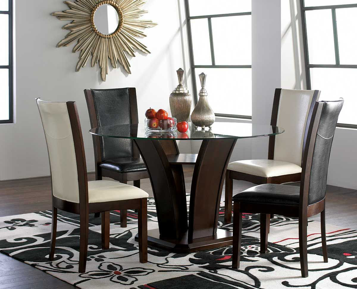 Picture of SOUTH BEACH 5 PIECE DINING SET