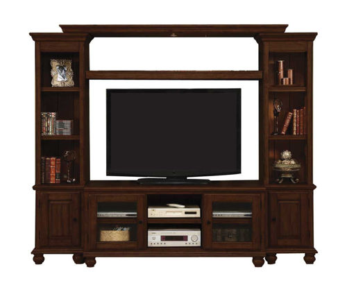 Picture of HAMILTON PARK 4 PIECE MEDIA ENTERTAINMENT CENTER