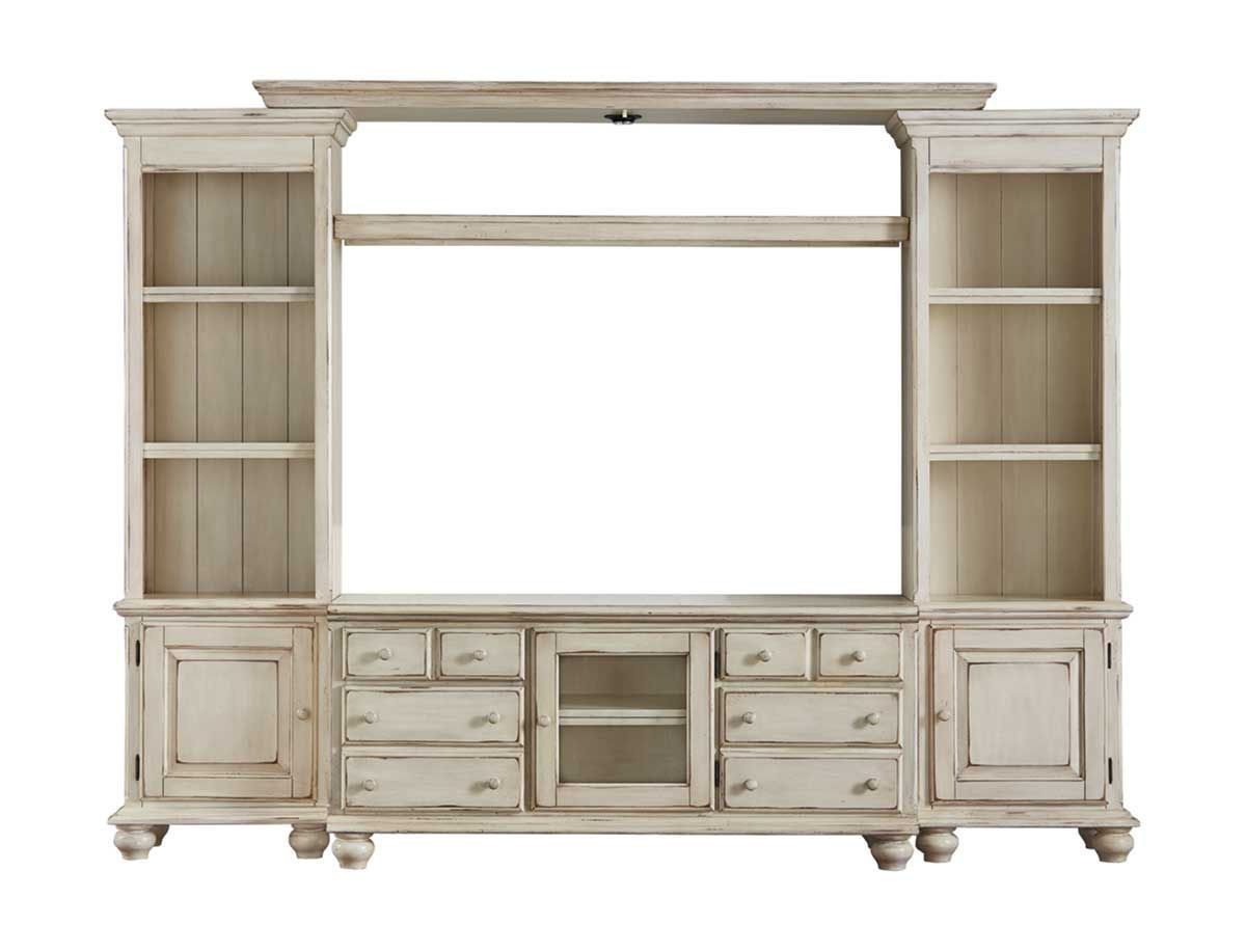 Picture of MOUNT HOLLY 4 PIECE ENTERTAINMENT CENTER