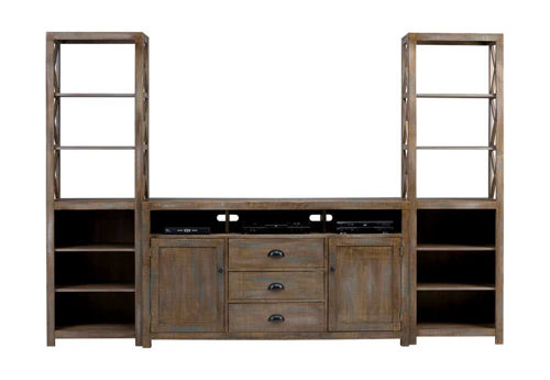 Picture of PALISADES 3 PIECE ENTERTAINMENT CENTER