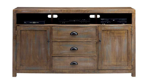 """Picture of PALISADES 60"""" TV CONSOLE"""