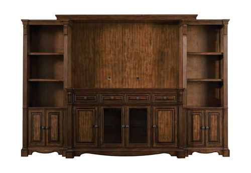 Picture of PARLIAMENT 4 PIECE ENTERTAINMENT CENTER
