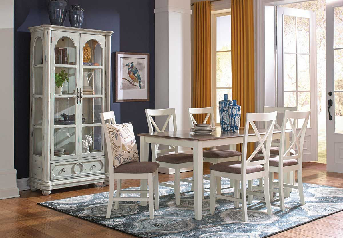Picture of DONOVAN 5 PIECE DINING SET