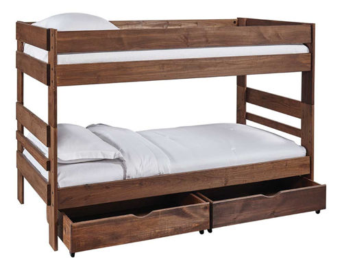 Picture of BAYLEE TWIN OVER TWIN BUNK BED