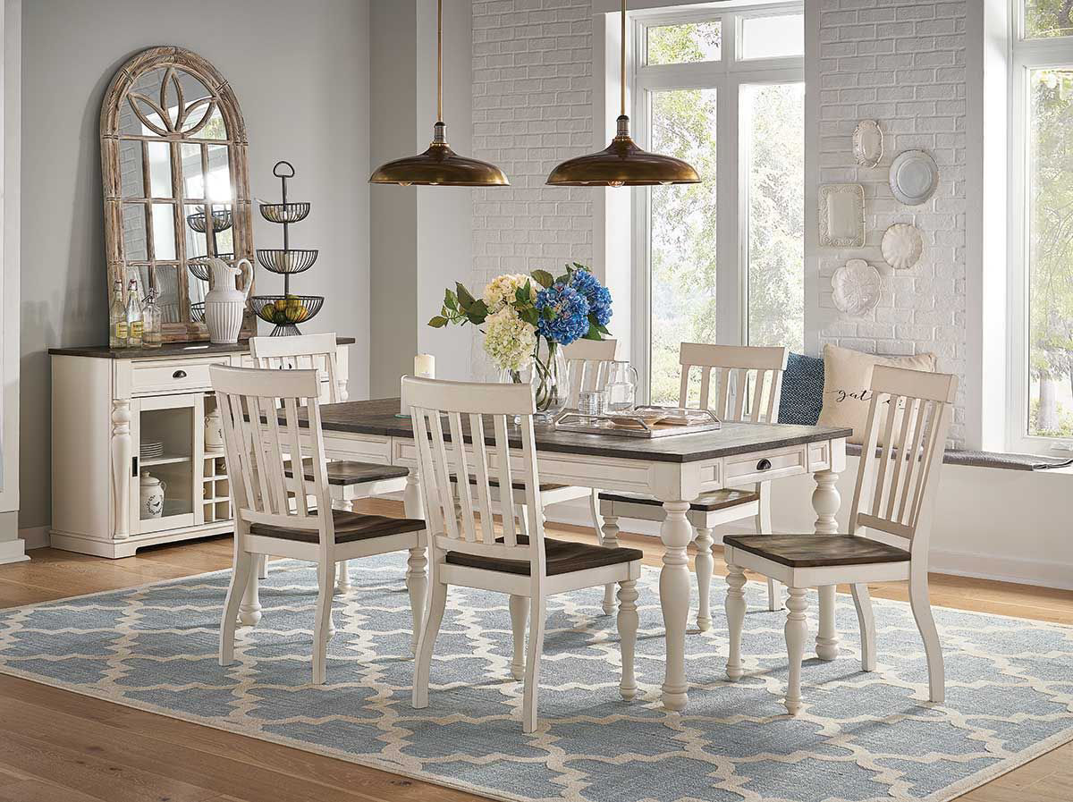 Picture of BRIARWOOD 5 PIECE DINING SET