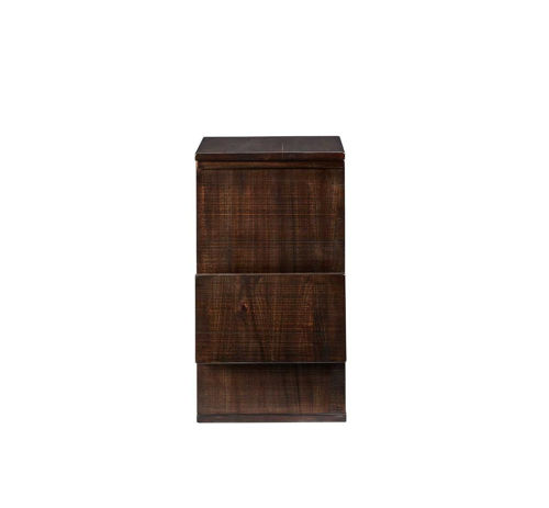 Picture of BROWN ACCENT TABLE