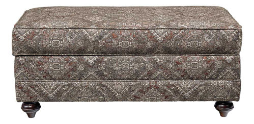 Picture of CAMILLA STORAGE COCKTAIL OTTOMAN