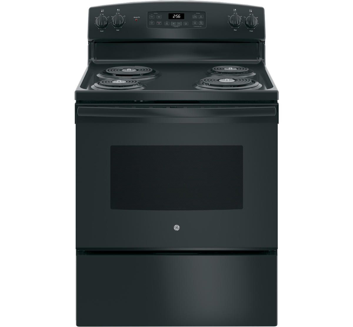 Picture of G.E. ELECTRIC RANGE