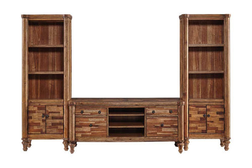Picture of GRIFFIN 3 PIECE ENTERTAINMENT CENTER