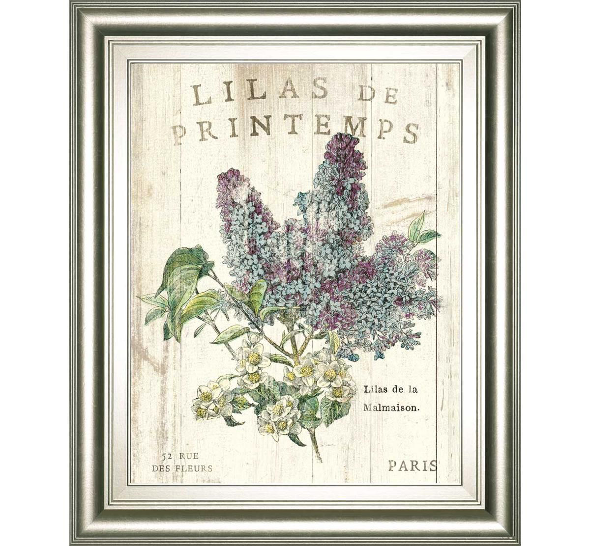 Picture of LILAS WALL ART