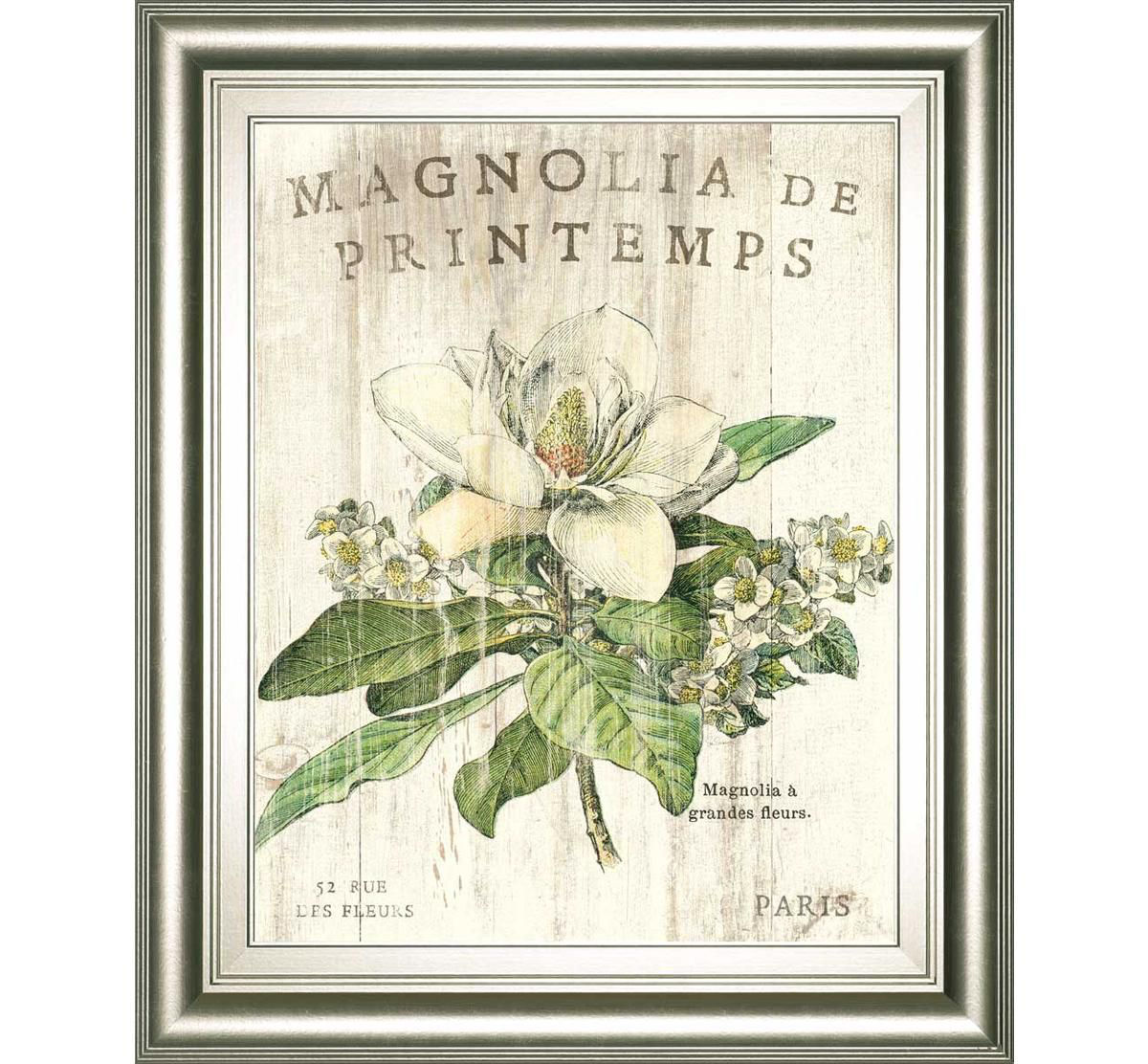 Picture of MAGNOLIA WALL ART