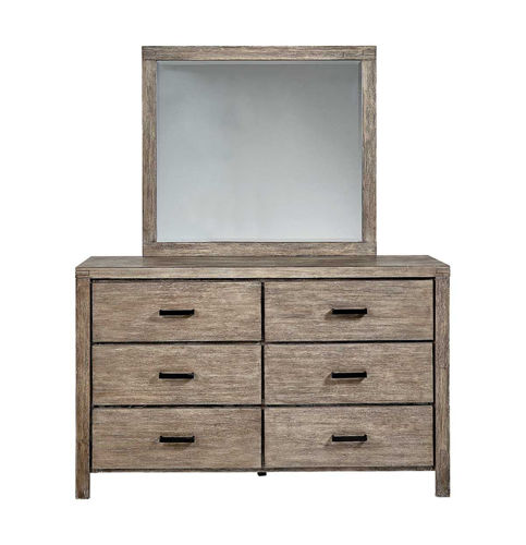 Picture of SAWYER DRESSER & MIRROR