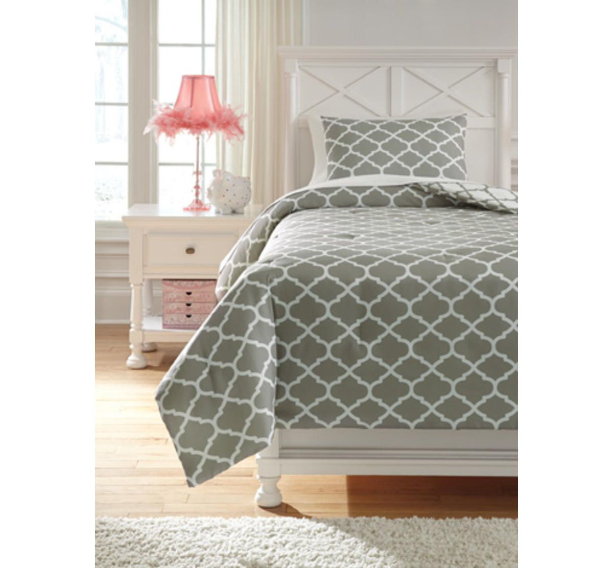 Picture of FULL COMFORTER SET