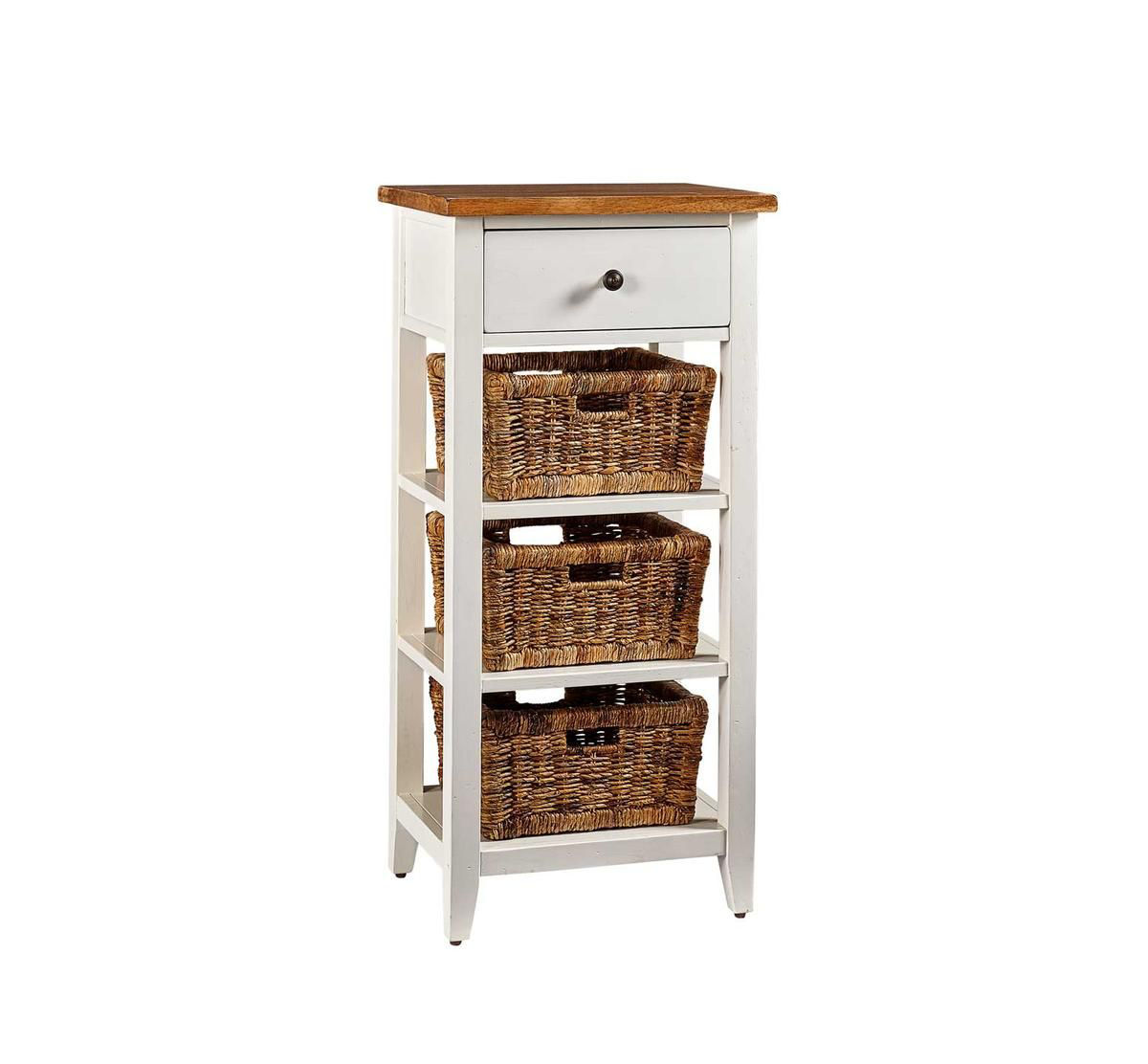 Picture of WHITE STORAGE RACK
