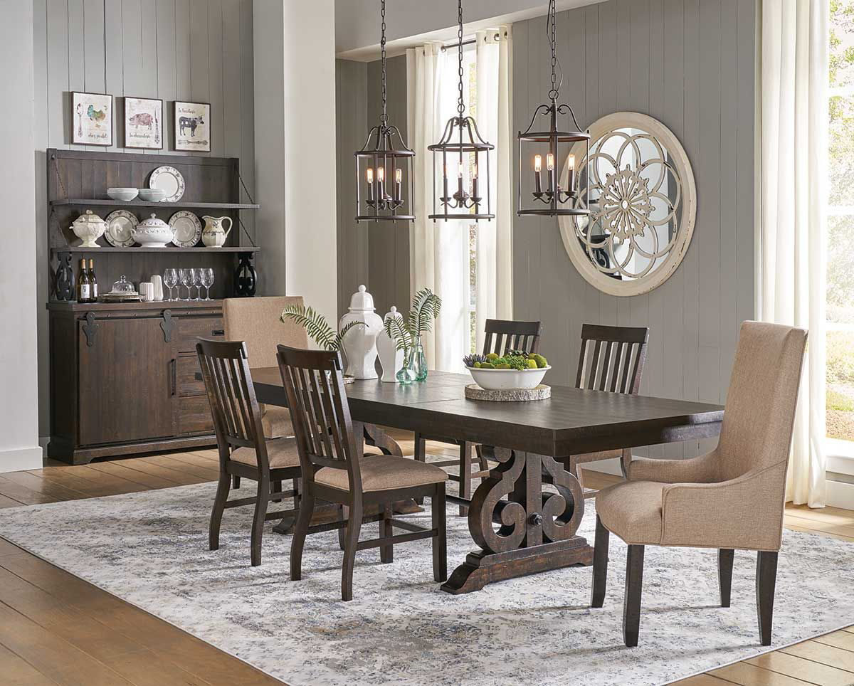 Picture of ARABELLA 5 PIECE DINING SET