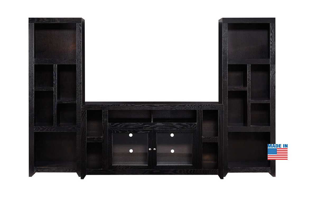 """Picture of HENLEY 75"""" 3 PIECE ENTERTAINMENT CENTER"""