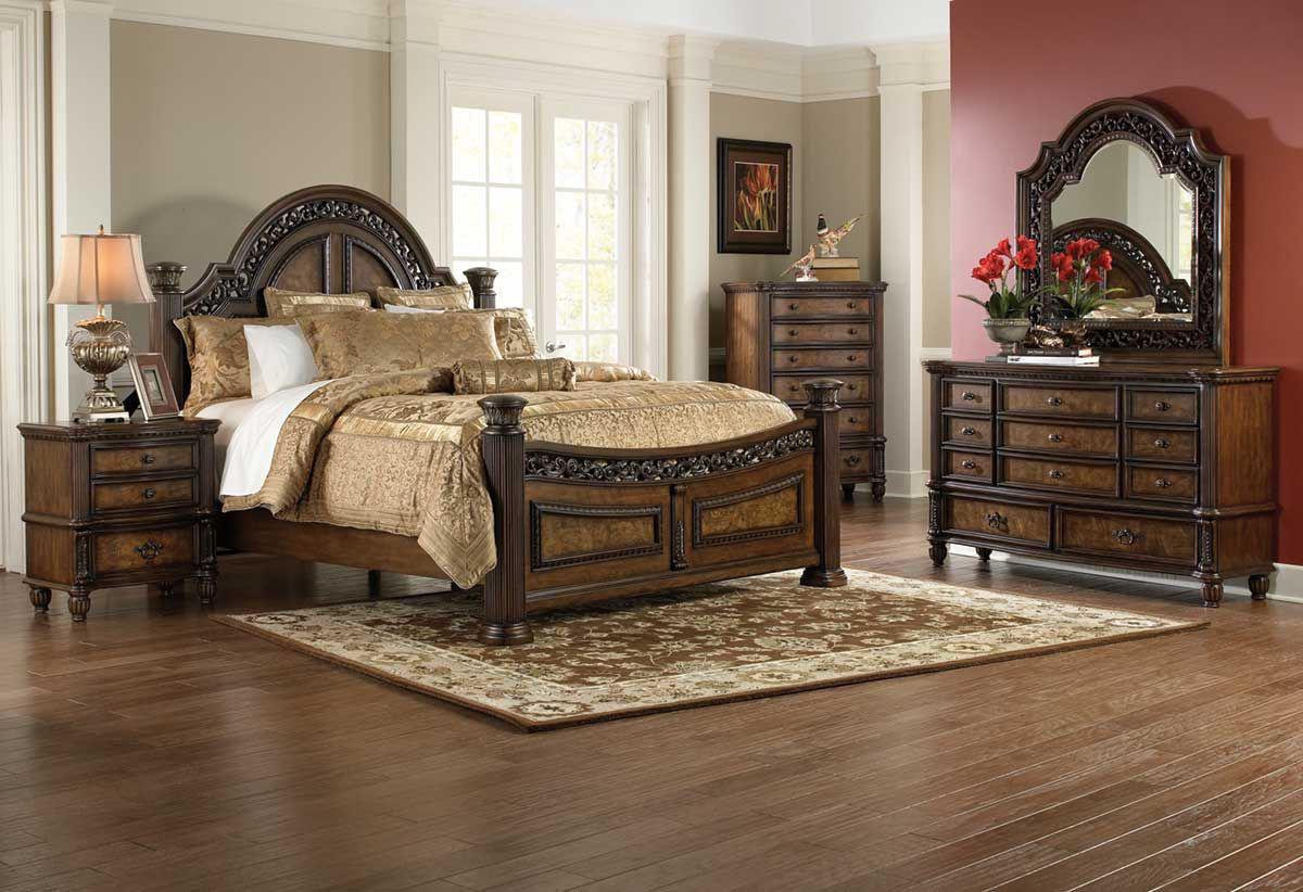 Verona 5 Pc Bedroom Group Badcock Home Furniture More