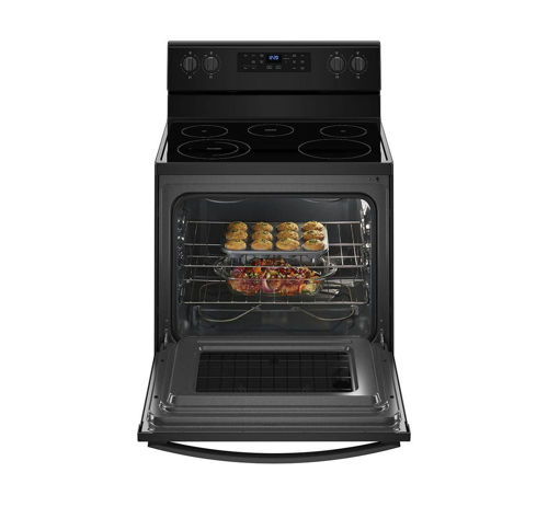 Picture of WHIRLPOOL ELECTRIC RANGE