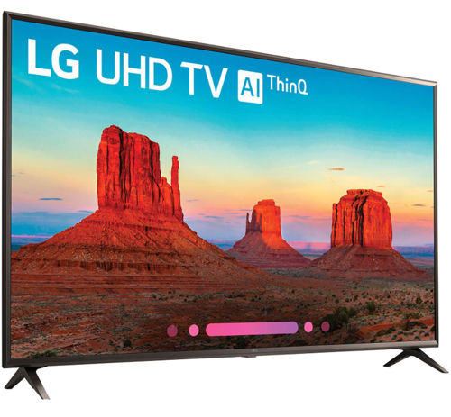 "Picture of LG 50"" 4K ULTRA HD LED TV"