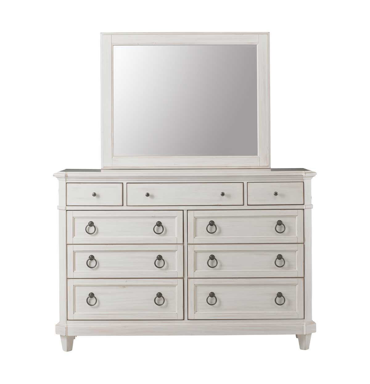 Augusta Ii Dresser Mirror Badcock Home Furniture More