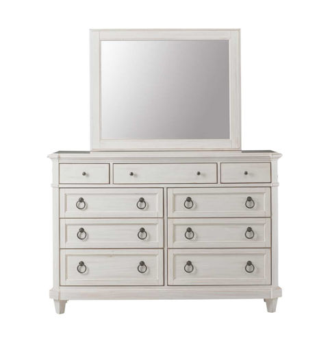 Picture of AUGUSTA II DRESSER & MIRROR