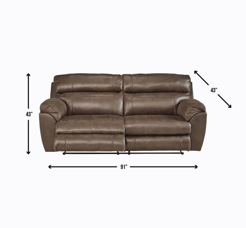 Picture of ATLAS RECLINING SOFA