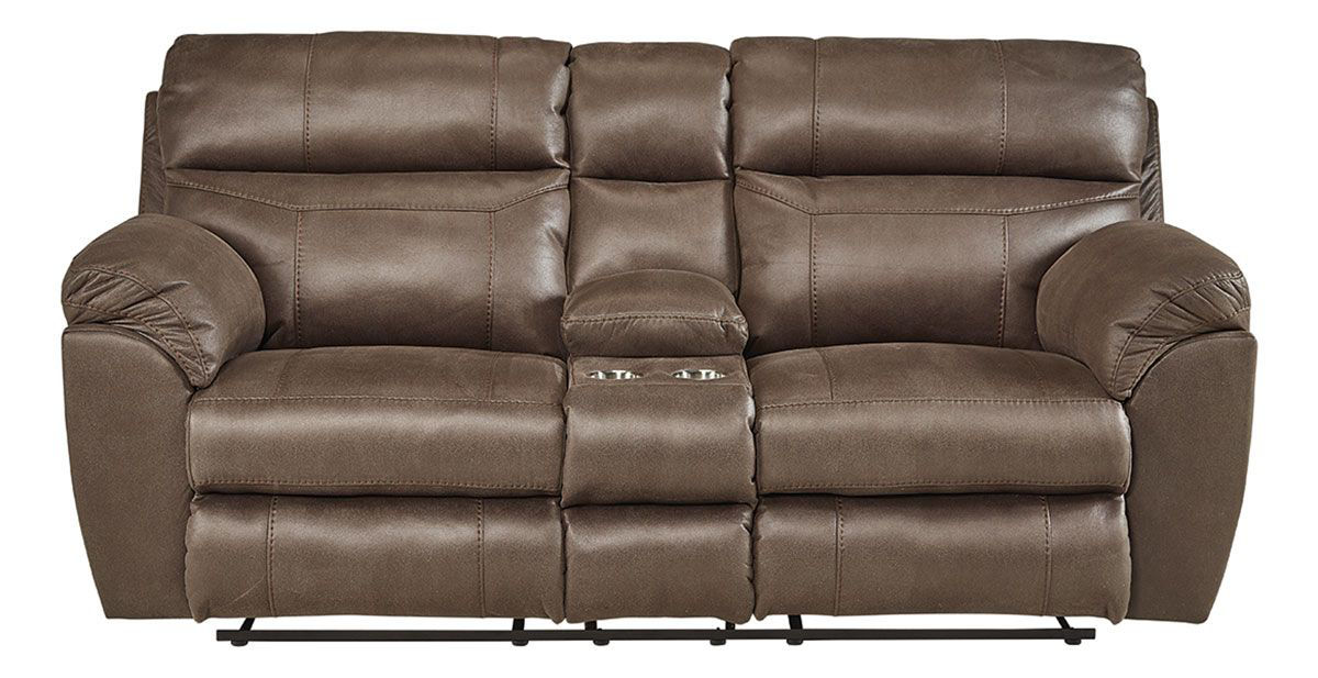 Picture of ATLAS RECLINING CONSOLE LOVESEAT