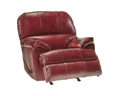 Picture of ASHER RUBY ROCKER RECLINER