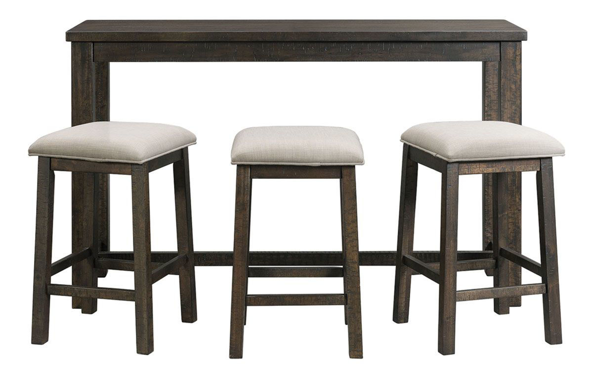 Picture of ARABELLA BAR & 3 STOOLS