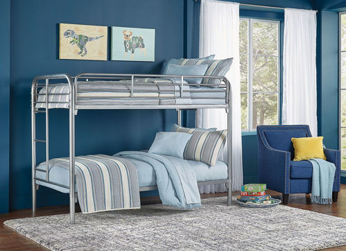 Picture of JAKE TWIN OVER TWIN BUNK BED