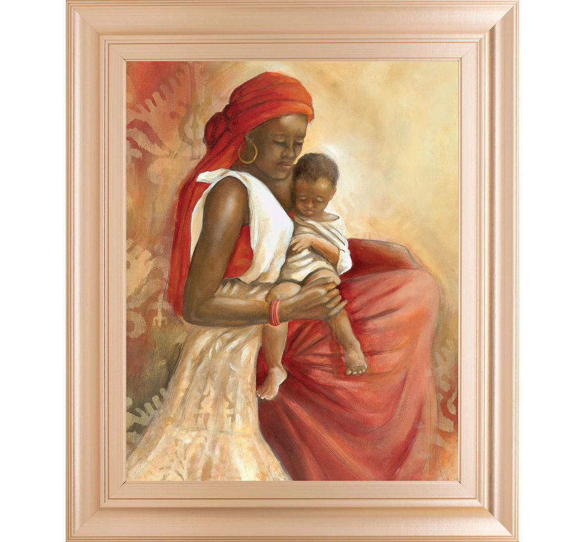 Picture of BEAUTY OF LOVE II WALL ART