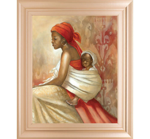 Picture of BEAUTY OF LOVE III WALL ART