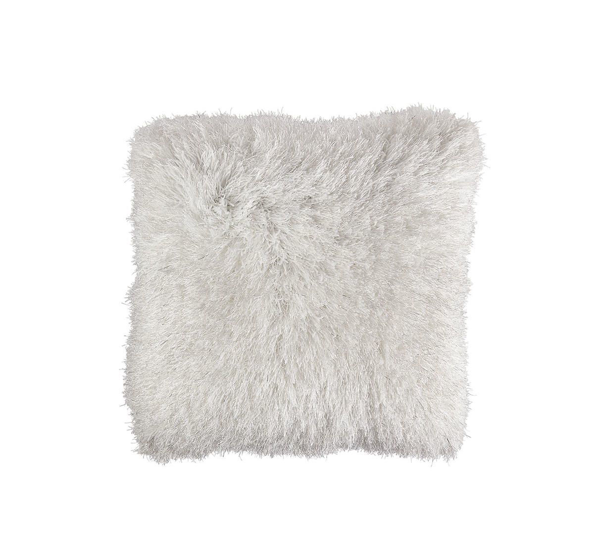 Picture of SILVER/WHITE THROW PILLOW