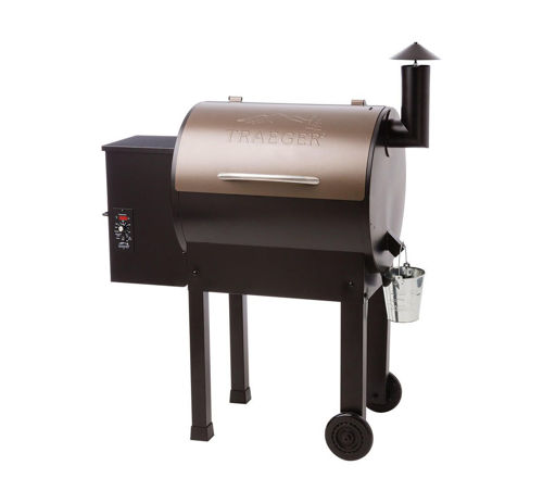 Picture of LIL TEX ELITE 22 PELLET GRILL