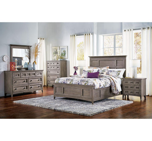 Picture of KEATON 5 PIECE KING BEDROOM SET