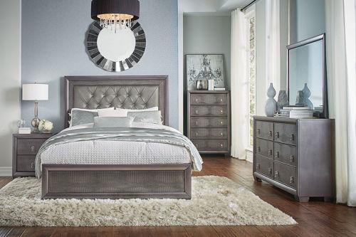 Picture of RENO 5 PIECE QUEEN BEDROOM SET