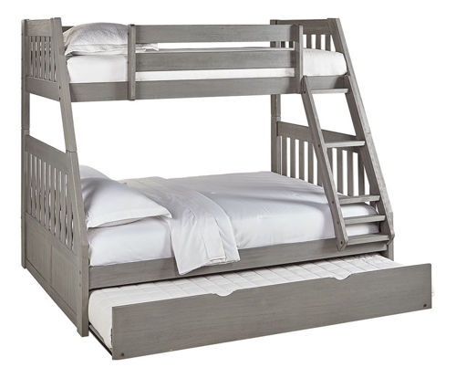 Picture of GREYSON COMPLETE TWIN OVER FULL BUNK BED