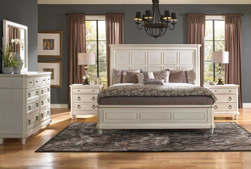 Picture of AUGUSTA II 5 PIECE KING BEDROOM SET