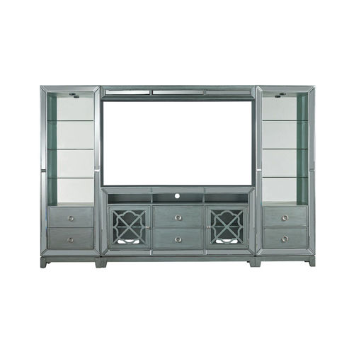 Picture of ANASTASIA 4 PIECE ENTERTAINMENT CENTER