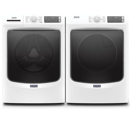Picture of Maytag Front Load Washer & Dryer Pair