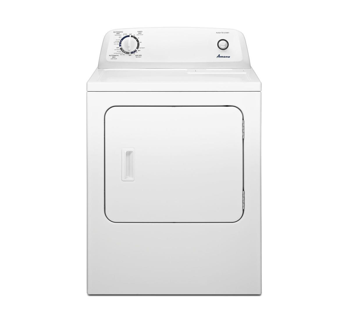 Picture of Amana Top Load Washer & Dryer Pair