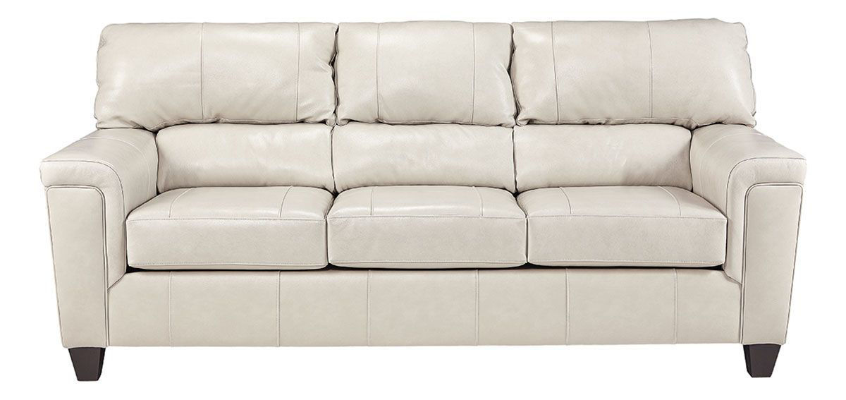 Asher Cream Sofa Bad Home
