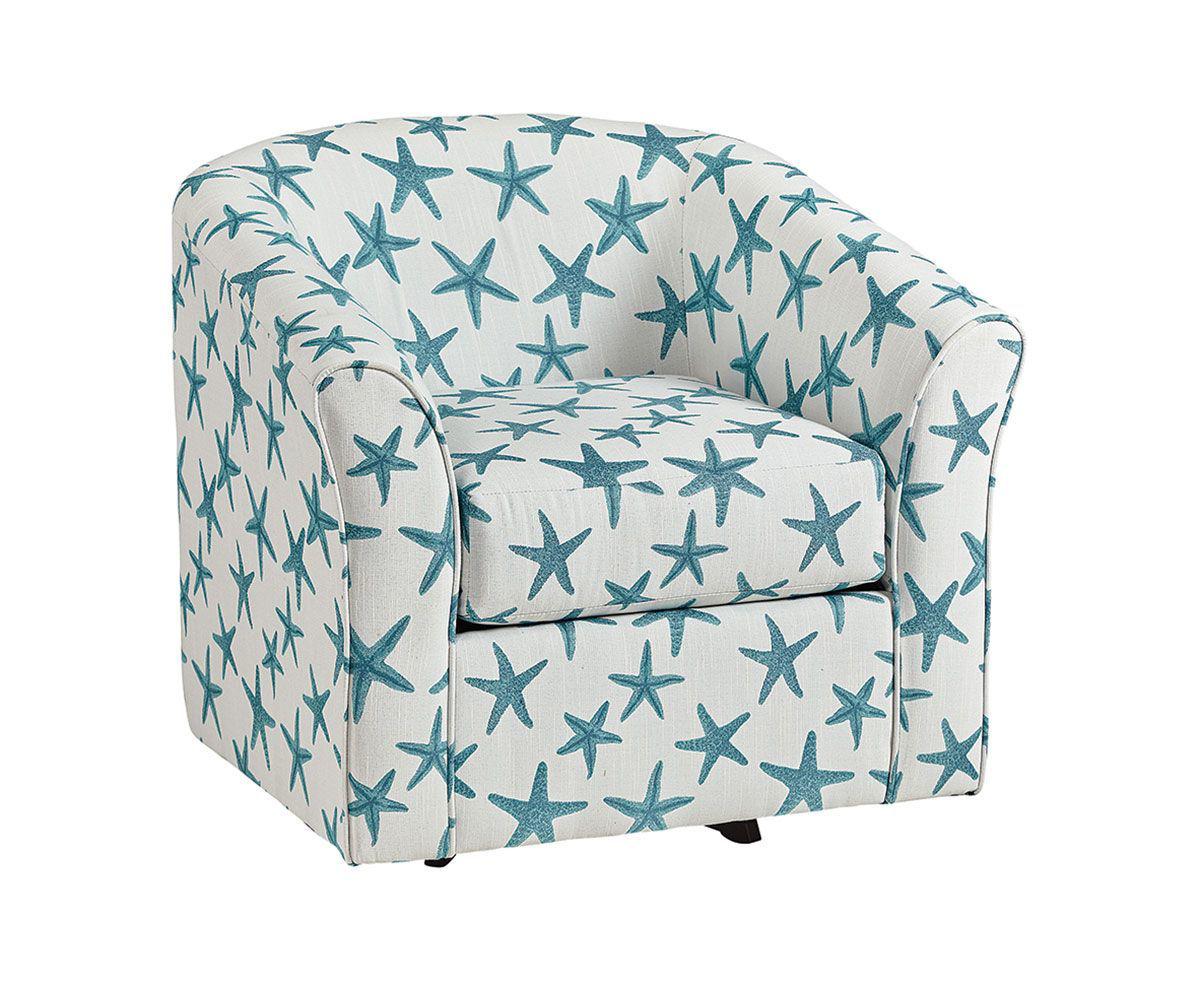 Tremendous Palm Coast Teal Swivel Tub Chair Camellatalisay Diy Chair Ideas Camellatalisaycom