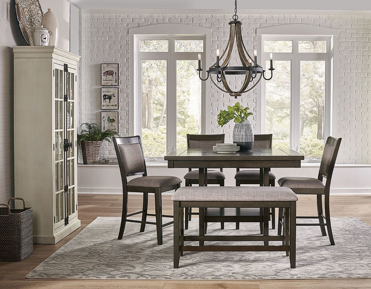 Picture of GREER 5 PIECE COUNTER DINING SET